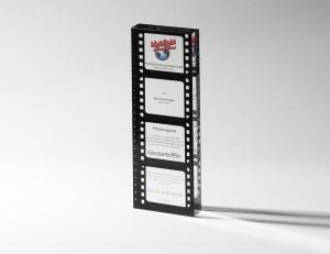 Filmrolle als Award