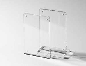 Acrylglasaufsteller