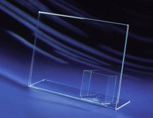 Warenpräsentation Acrylglas