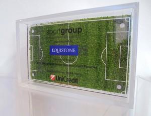 NewG Display Fussballfeld